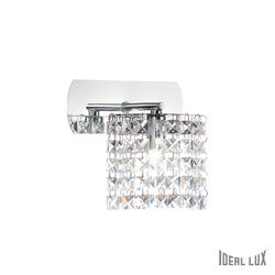 Applique design Ideal lux Spirit Métal/cristal 068350