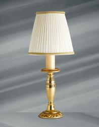 Lampe bronze Lucien Gau Empire Vieil or 151310001002