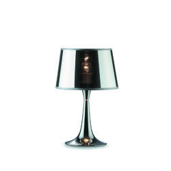 Lampe design Ideal lux London Chrome Métal 032368