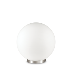 Lampe design Ideal lux Mapa Blanc Verre 161433
