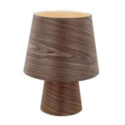 Lampe design Lo Destock Marron Métal T22526WN.WH.S