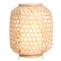 Lampe design Lo Select Organic Beige Bambou T80651BM