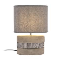 Lampe design Lo Select Stapelia Gris Béton RS69809 GREY