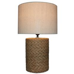 Lampe design Lo Select Stood Marron Béton 207A BROWN