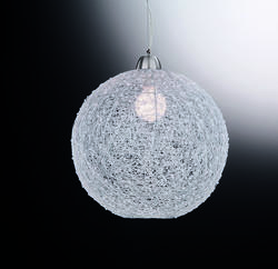 Lustre design Ideal lux Emis Aluminium 022413