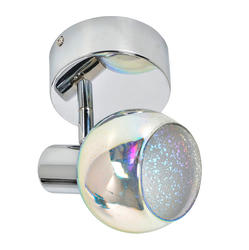 Spot design Corep Galaxy Chrome Métal 652925