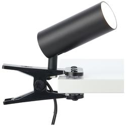 Spot led Brilliant Soeren Noir Plastique G83001/06