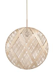 Suspension design Chanpen Diamond Beige Forestier Chanpen Beige Tissu 20211