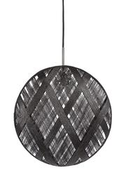 Suspension design Chanpen Diamond Noir Forestier Chanpen Noir Tissu 20210