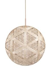 Suspension design Chanpen Hexagonal Beige Forestier Chanpen Beige Tissu 20263