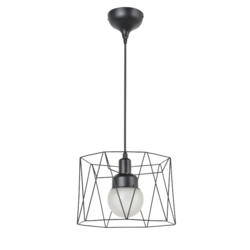 Suspension design Corep Bulight Noir Métal PR503408