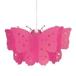Suspension design Corep Papillon Rose PVC 502569