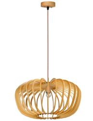 Suspension design Lo design Natura Beige Bois LO00021499