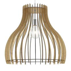 Suspension design Lo Select Airelle Bois Bois P28785CH.NT.60