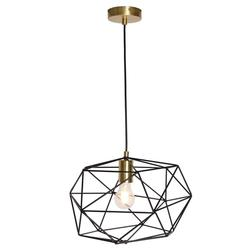 Suspension design Lo Select Daisy Noir Métal P80661