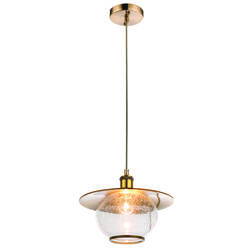 Suspension design Lo Select Eloa Bronze Métal 69030H