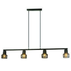 Suspension design Lo Select Hobart Noir Métal P71514 BLACK