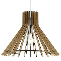 Suspension design Lo Select Lampsane Bois Bois P28781CH.NT.43