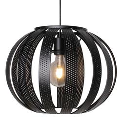 Suspension design Lo Select Lou Noir Métal P80431 MAT BK