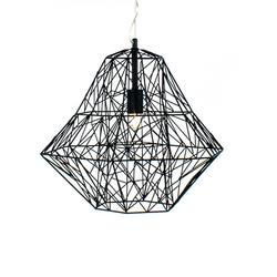 Suspension design Lo Select Melia Noir Fer MD5063L BLACK