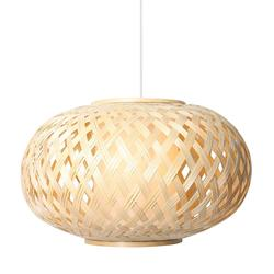Suspension design Lo Select Natural Beige Bambou P80650BM.50