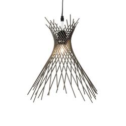 Suspension design Lo Select Vanille Taupe Métal C6819R