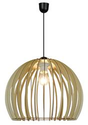 Suspension design Sampa Helios Hanoi Marron Bois 553070