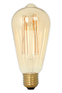 Ampoule led à filament dimmable Market set 592892