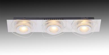 3 Appliques Design Applique Online Luminaires Lampes Lo00011537 Lo Verre Waxion Blanc Led Chez Yfgy6b7v