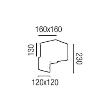 applique avec abat jour faro thana nickel mat acier 68532 appliques avec abats jours chez. Black Bedroom Furniture Sets. Home Design Ideas