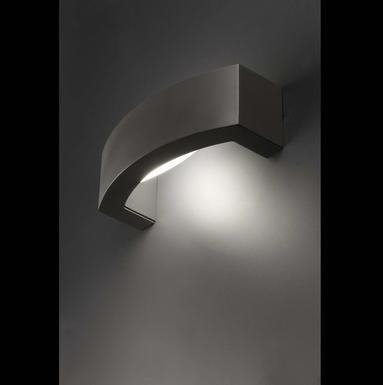 Applique ext rieure design faro ncora gris anthracite for Luminaire exterieur gris anthracite