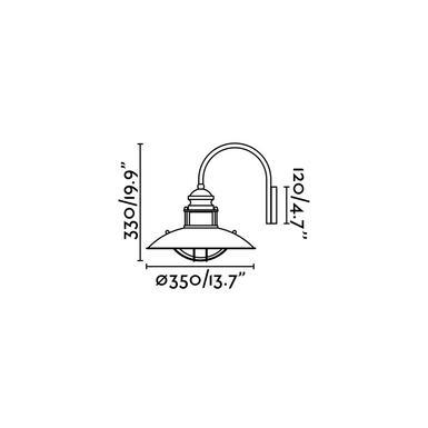 Rouille Faro Industrielle Winch Métal Applique 66200 K1JlFc