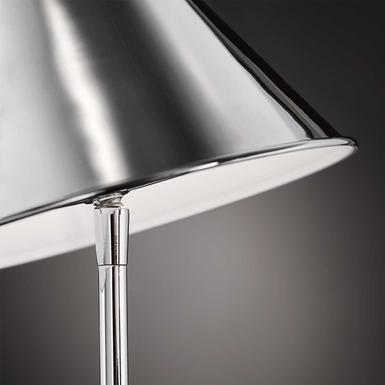 Lampadaire design Wofi Dylan Chrome 3351.01.01.8000
