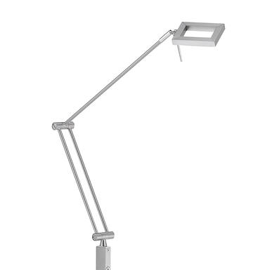Lampadaire led Neuhaus Inigo Led Nickel satiné Métal 434-55