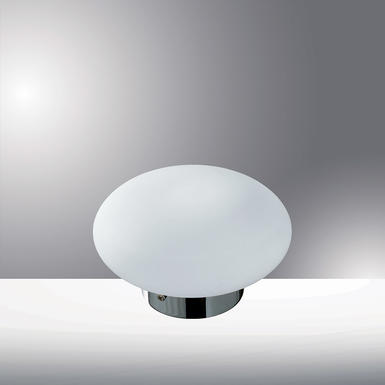 Lampe design Ideal lux Smarties bianco Blanc Verre 032078