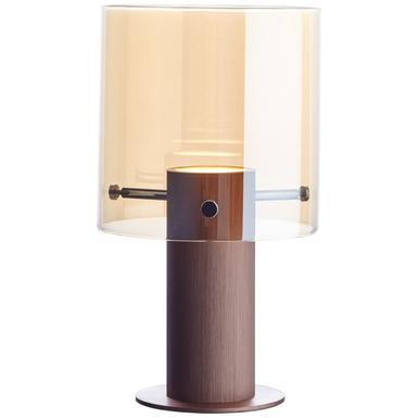 Led Lampe Cuivre Brilliant Beth Verre G7554710 K1lFJc