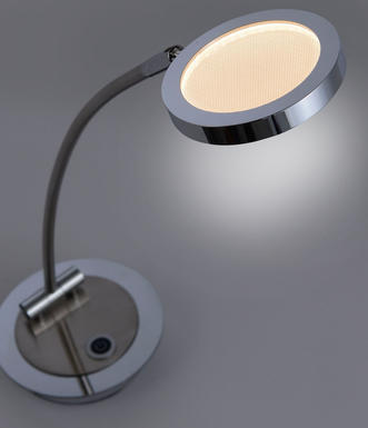 Lampe led Neuhaus Nola Chrome Acier 4511-55