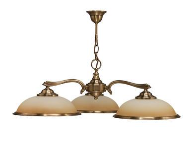 lustre 3 lampes classique cvl cluny peche laiton massif luclun3br3085p lustres classiques chez. Black Bedroom Furniture Sets. Home Design Ideas