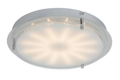 Plafonnier led Brilliant Chrome Métal G94164/15