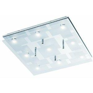 Plafonnier led Neuhaus Chrome Acier 6110-17