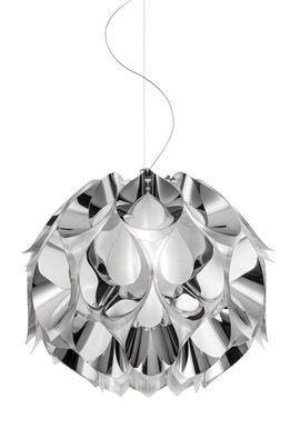 Design 3 Flora Flo85sos0002s Suspension Technopolymère Slamp Gris 000 Lampes by6Yfgv7