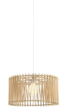 Suspension design Lo design Forest Beige Bois LO00025104
