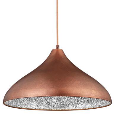 suspension design trio ramses cuivre 307400162 suspensions cuivre chez luminaires online. Black Bedroom Furniture Sets. Home Design Ideas