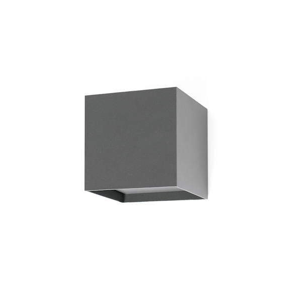 Applique Faro Anthracite Aluminium 70637 Led Extérieure Olan Gris Ibg76yfvY
