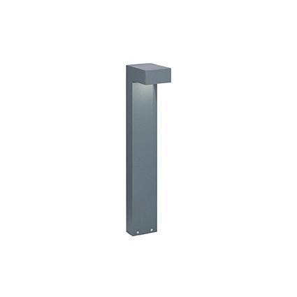 Borne extérieure contemporaine Ideal lux Sirio Aluminium 115078