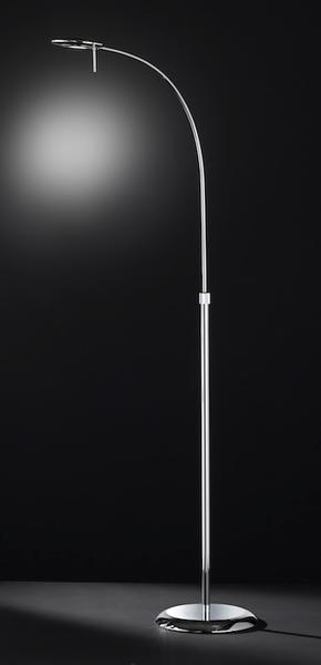lampadaire liseuse led wofi arc astro lampadaires design chez luminaires online. Black Bedroom Furniture Sets. Home Design Ideas