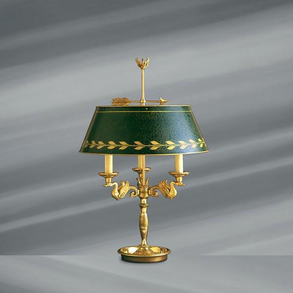 Lampe Lucien 3 Bouillotte 15093 Gau Lumières Empire KlcFT1J3