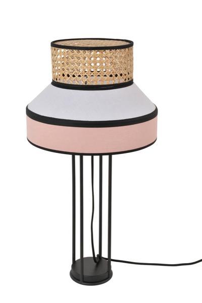Jour Avec Market Blanc Lampe En Set Pr503455 Rose Lincannage Abat Singapour Naturel sCQrxhdtB