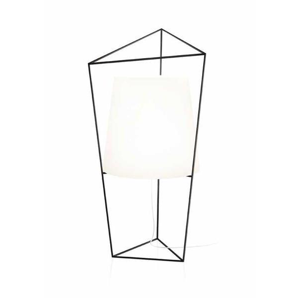 Kundalini Verre Noir Tatu Lampe Design Métal K360375n srhtdCxBQ