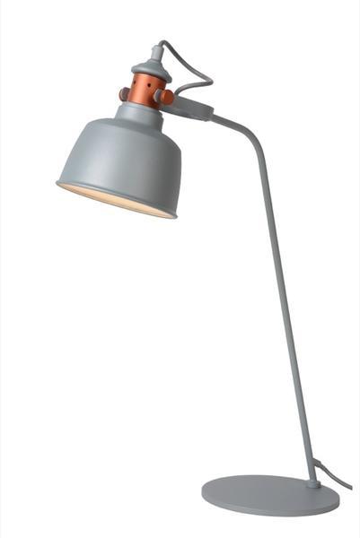 Lucide Lampes Industrielles Métal Design Lampe 376030136 Gris 76ybfg